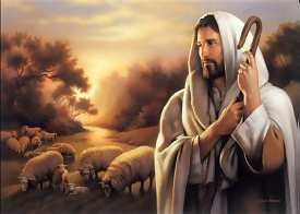 lord is my shepherd dew Supernatural Ministry: A Sermon on Psalm 23